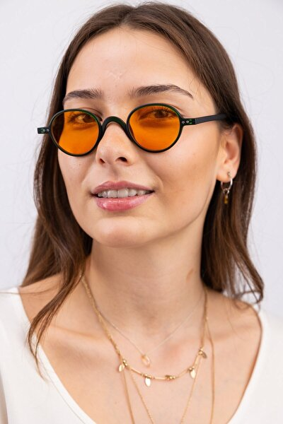 Oven Olive Orange Güneş Gözlüğü