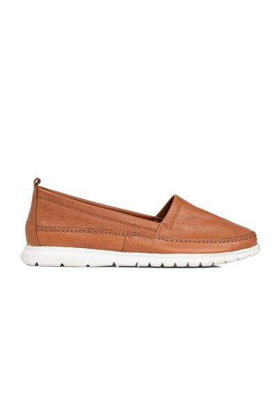 Kadın Taba Casual Ayakkabı 1Y2FA57734