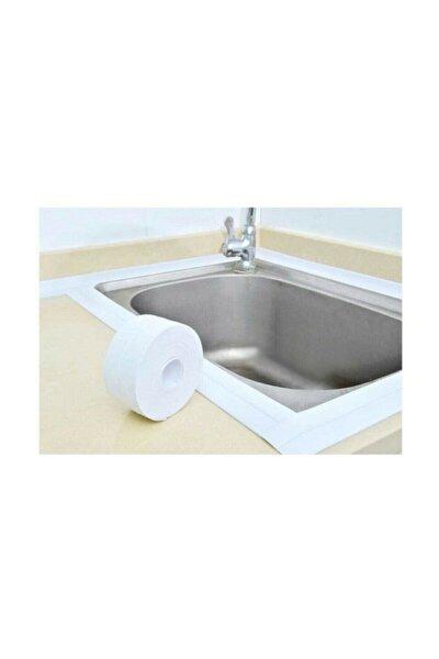 Su Sızdırmaz Bant Mutfak Lavabo Pencere Duvar Küvet Kenar Bandı 3.2 M