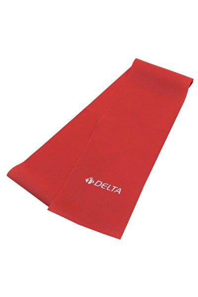 Pilates Bandı Hafif Sert 90 x 7,5 Cm Egzersiz Direnç Lastiği