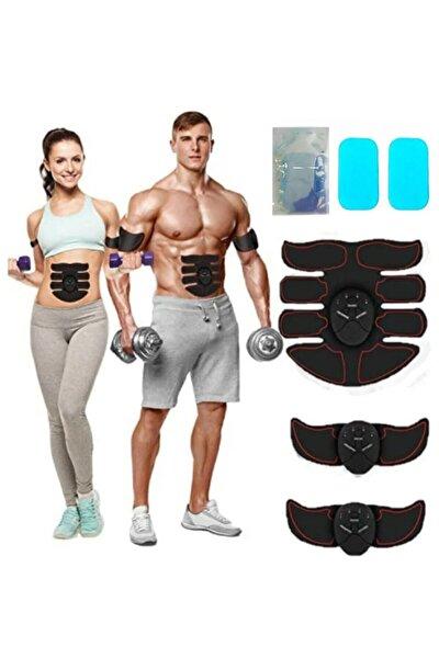 Sixpad To Eightpad Abs Fitness Karın Kası Vücut Kas Geliştirici Egzersiz Spor Aleti