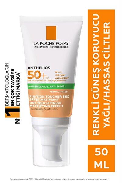 Anthelios Xl Spf 50+ Tinted Gel Cream 50ml