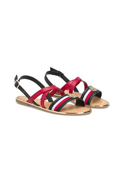 Sandalet Julia Lacivert Fw0fw04222