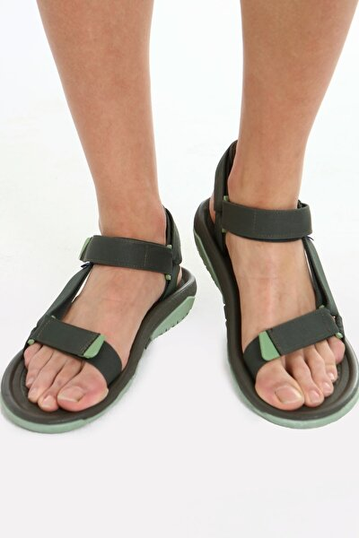 Fx Haki Erkek Cırtlı Trekking Sandalet