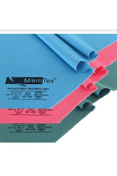 Mikrofiber Cam Bezi 2 Adet Çok Renkli 40 X 50 cm
