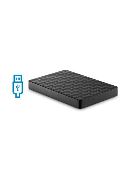 "Expansion 2tb 2.5"" Usb 3.0 Taşınabilir Disk Stea2000400 (Siyah)"