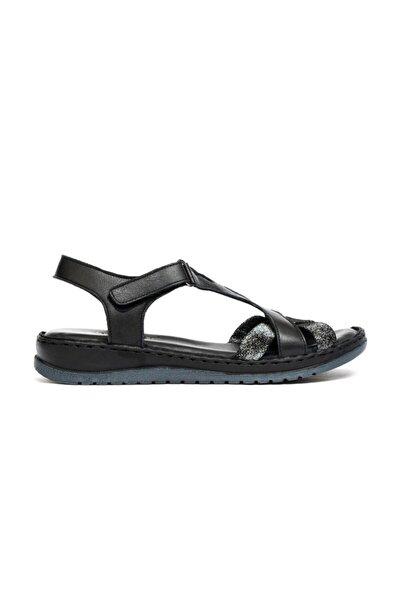 Kadın  57776 Zn Comfort Sandalet (s)