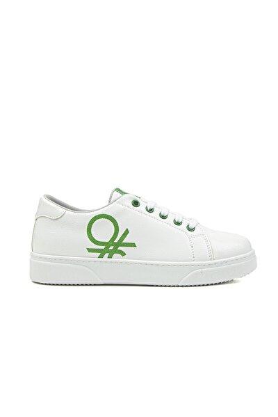 Bn-30111 Beyaz Kadın Spor Ayakkabı