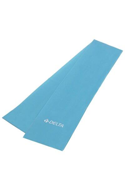 Pilates Bandı Hafif Sert 120 x 7,5 Cm Egzersiz Direnç Lastiği