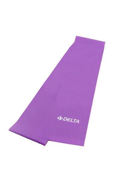 Pilates Bandı Orta Sert 120 x 7,5 Cm Egzersiz Direnç Lastiği