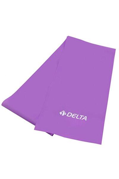Pilates Bandı Orta Sert 150 x 15 Cm Egzersiz Direnç Lastiği
