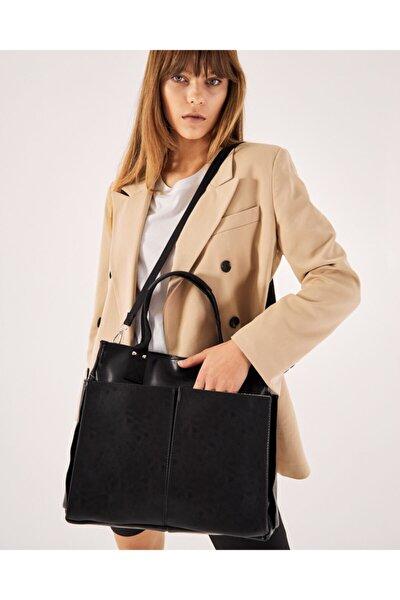 Everyday Bag Milano Siyah
