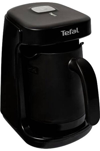 Köpüklüm Compact Türk Kahvesi Makinesi Siyah