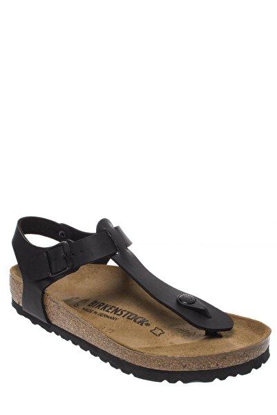 Unisex Siyah Sandalet