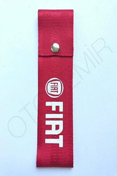Çeki Ipi Fiat Tampon Süsü Kırmızı Çeki Ipi Fiat Tampon