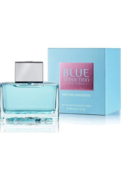 Blue Seduction Edt 80 ml Kadın Parfüm