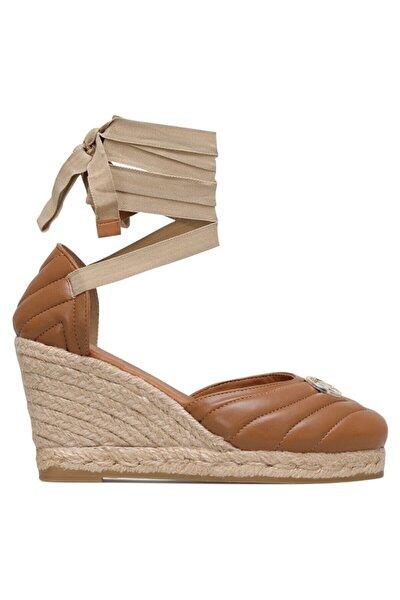 Mıroslova 1fx Taba Kadın Espadril Ayakkabı