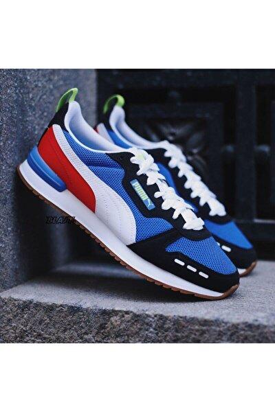 R7823/* Lacivert Erkek Sneaker Ayakkabı 100532363