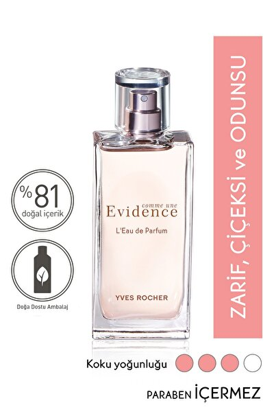 Comme une Evidence - EDP 50 ml