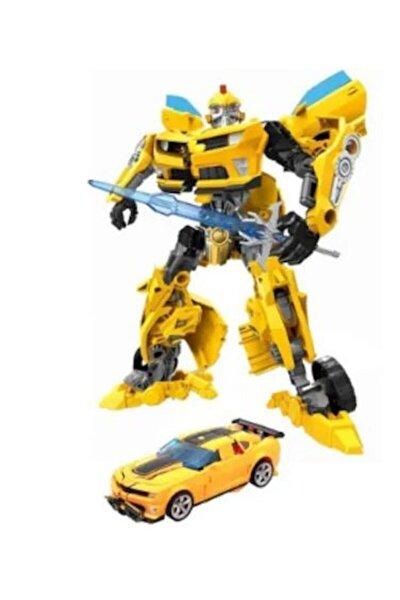 Transformers Optimus Prime Bumblebee Robota Dönüşen Oyuncak