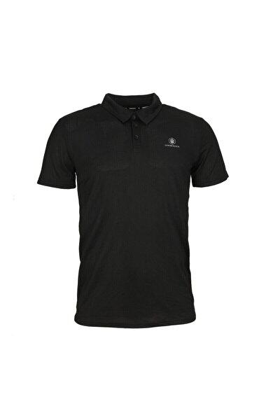 M-18182 SKY KK POLO TSHIR Siyah Erkek T-Shirt 100928596