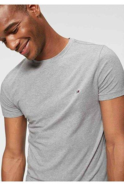 Erkek Men's Basic Pulower T-shirt