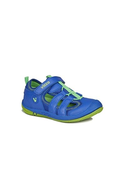 Unisex Çocuk Saks Mavi Sunny Sandalet