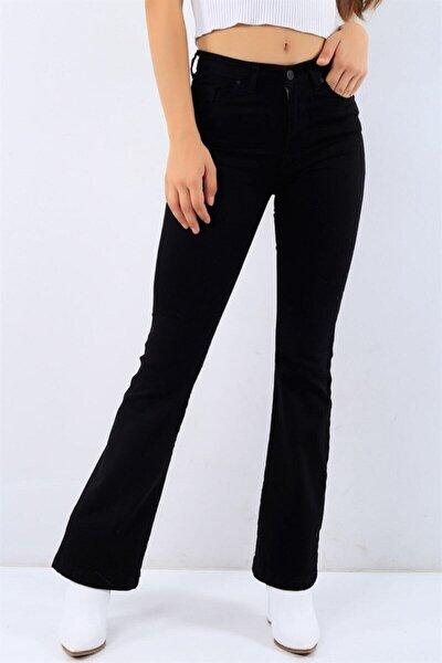 Ispanyol Renk Solmaz Siyah Ispanyol Jeans-beden Tablosu Mevcuttur