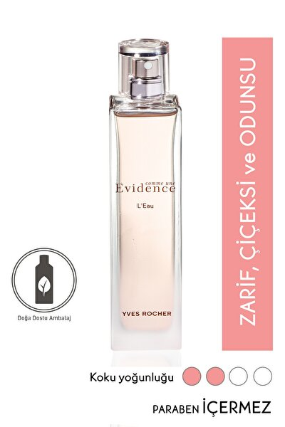 Comme une Evidence - EDT 75 ml
