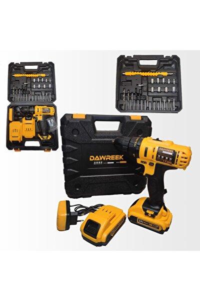 Dawreek 24 Wv Max Lion Şarjlı Matkap Cordless Drill