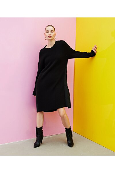 Pamuklu Basic Elbise