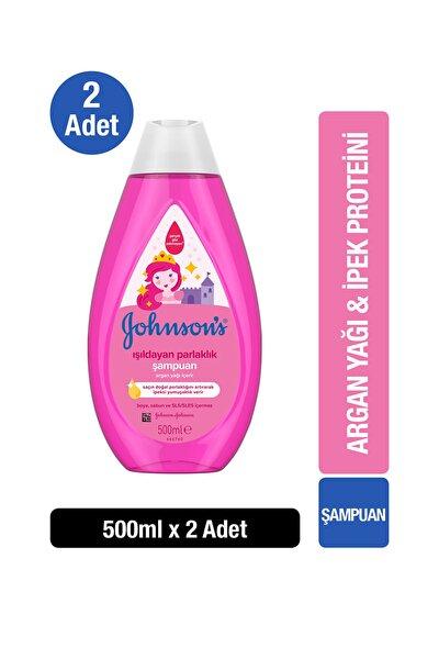 Işıldayan Parlaklık Serisi Şampuan 500 ml 2 Adet