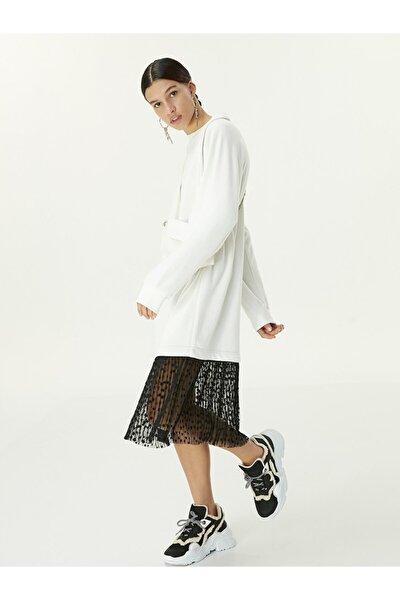 Tül Mixli Elbise