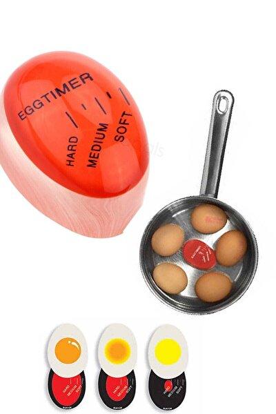 Yumurta Haşlama Ve Pişirme Aparatı Yumurta Zamanlayıcı Dublör Yumurta