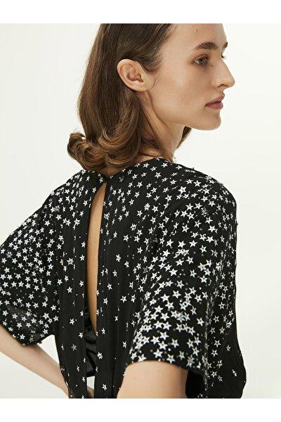 Yıldız Desen Bluz