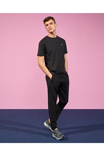 Performance Tops M Crew Neck T-Shirt Erkek Siyah Tshirt S211698-001