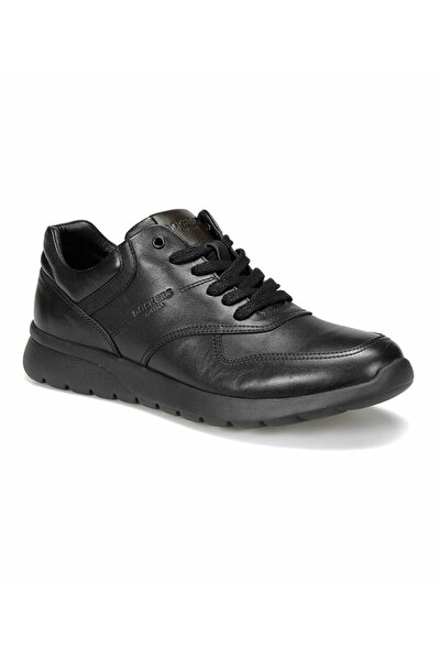 Erkek Hakiki Deri 227005 Siyah Günlük Ayakkabı 10w040227005
