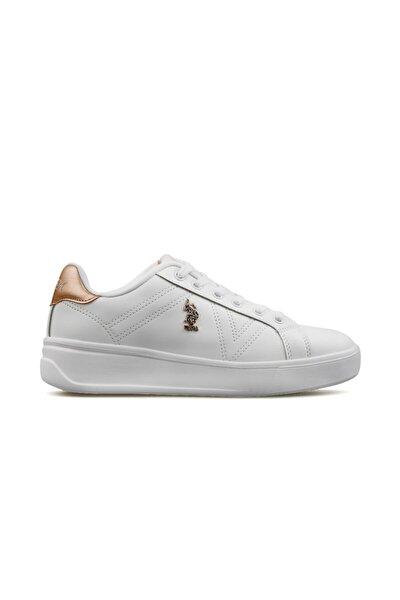 Unisex Beyaz Sneaker