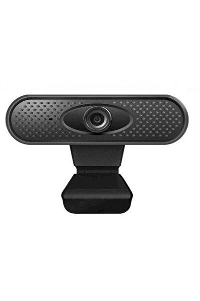Siyah Tanix Full Hd 1080p Webcam Usb Mini Bilgisayar Kamera
