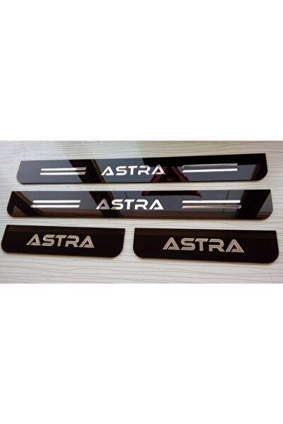 Opel Astra H Uyumlu Pleksi Kapı Eşiği