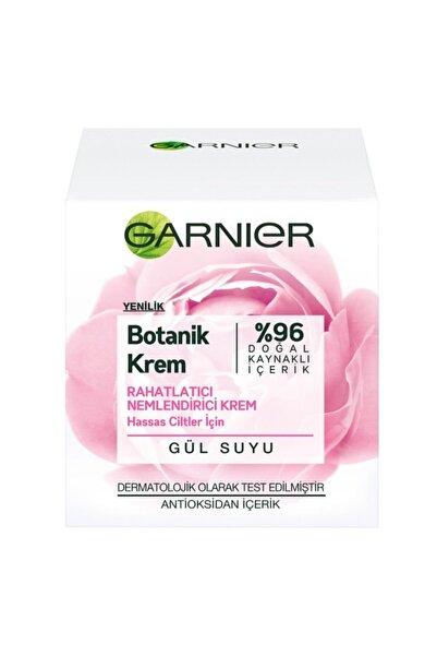 Gül Suyu Botanik Rahatlatıcı Nemlendirici Krem 50 ml