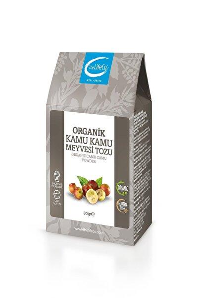 Organik Camu Camu Toz 80gr