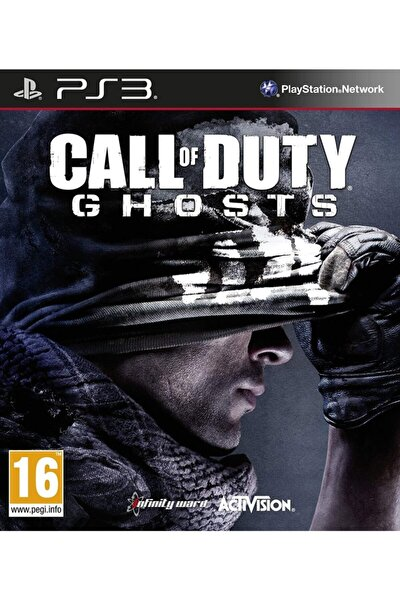 Ps3 Call Of Duty Ghosts Orjinal Oyun