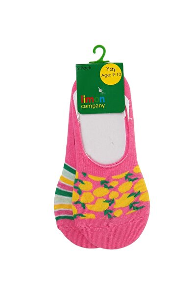 Kız Çocuk Pembe Spor Çorap
