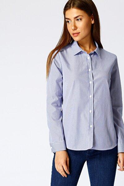 Kadın Renkli Gömlek 502956182