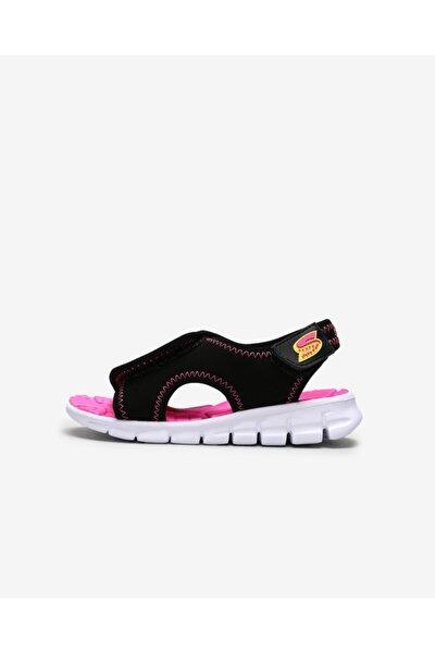 SYNERGY - AQUA BREEZE Küçük Kız Çocuk Siyah Sandalet 86786N BKHP