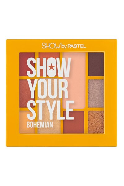Show Your Style Eyeshadow Set Bohemian No 461 - Far Paleti