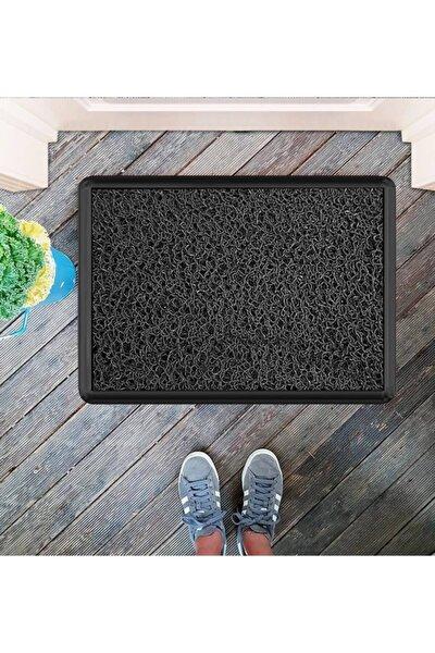 Dezenfektan Havuzlu Paspas Siyah