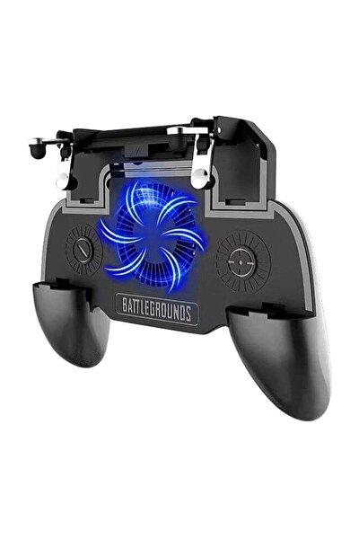 Soğutma Fanlı Powerbank Bulunan Tetik Düğmesi Gamepad Konsol