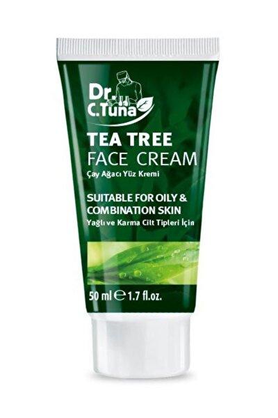 Dr. C. Tuna Çay Ağacı Yağı Yüz Kremi 50 ml